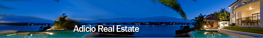 Adicio Real Estate Banner Image